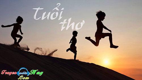 Cho tôi xin một vé đi tuổi thơ Nguyễn Nhật Ánh