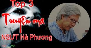 Top 3 truyện ma kinh dị hay nhất qua giọng đọc NSƯT Hà Phương