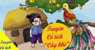 Truyện cổ tích cho trẻ em: Truyện cổ tích Cây khế