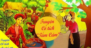 Truyện cổ tích cho trẻ em: Truyện cổ tích Tấm Cám
