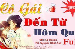 Cô Gái Đến Từ Hôm Qua (Full) Nguyễn Nhật Ánh Truyện Audio Ngôn Tình