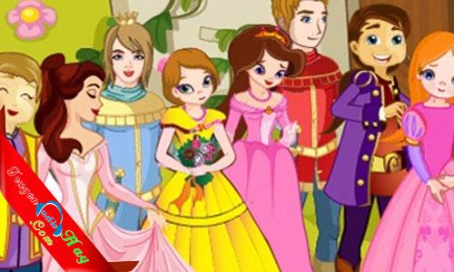 Truyện cổ tích Ba Cô Chị (ba công chúa)