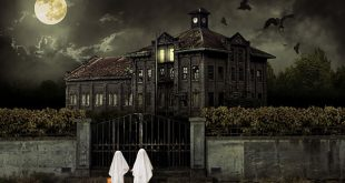 Ngôi nhà huyền bí - Truyện ma Người Khăn Trắng