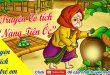 Truyện cổ tích cho trẻ em: Truyện cổ tích Nàng tiên ốc