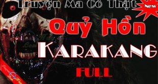 Truyện ma quỷ hồn Karakang (full) yếu tim xin đừng đọc