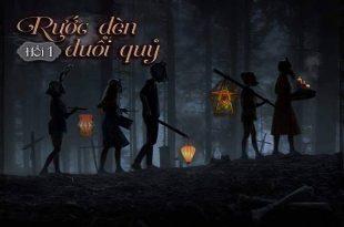 Trung Thu Quỷ Truyện Series Truyện Ma Rằm Tháng Tám tác giả Thảo Trang